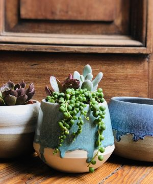 Macetas de cerámica